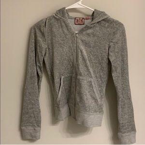 Gray Juicy Jacket